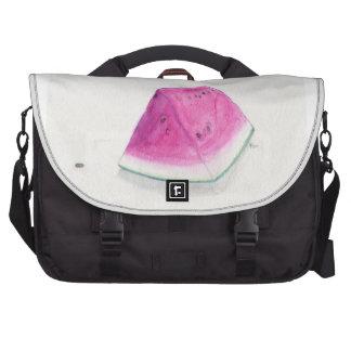 Summertime Watermelon Laptop Commuter Bag