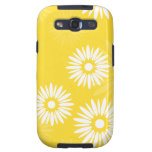 Summertime yellow flowers Samsung Galaxy S Case