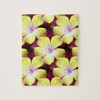 Summery Yellow.... Jigsaw Puzzle