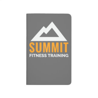 Summit Fitness Training Pocket Journal