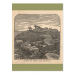 Summit of White Face Mountain Post Cards