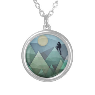 Summit Silver Plated Necklace