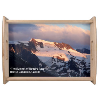 Summit Sunset Serving Tray