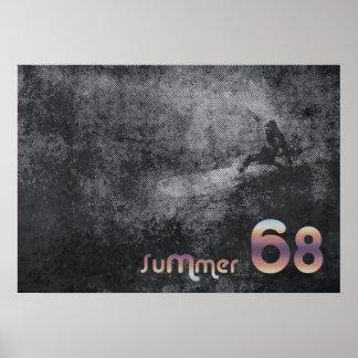 SUMMMER 68 POSTER