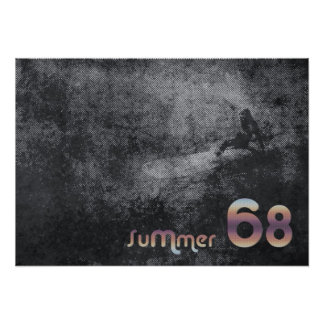 SUMMMER 68 POSTERS