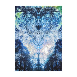 Summoning Canvas Print