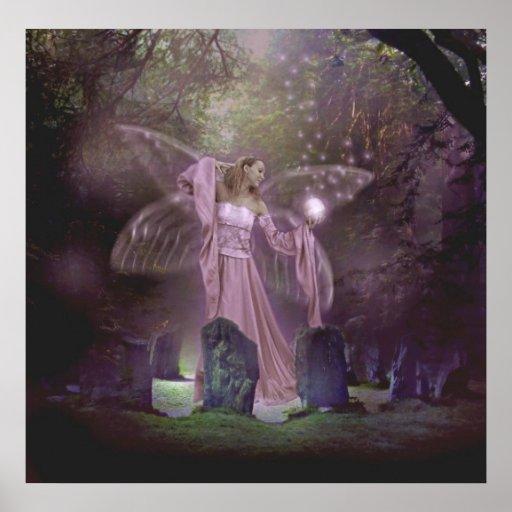 Summoning Fairies Posters