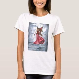 """""""Summoning the Wind"""" Fairy Art Shirt"""