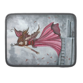 "Summoning the Wind Mac Book Pro 13"" Case"