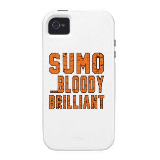 Sumo Bloody brilliant Case-Mate iPhone 4 Covers