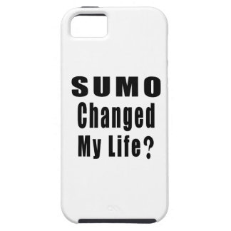 SUMO CHANGED MY LIFE ? iPhone 5 CASES