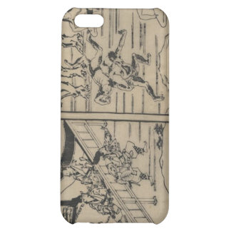 Sumo circa 1600s Japan Cover For iPhone 5C