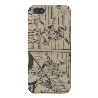 Sumo circa 1600s Japan iPhone 5 Case
