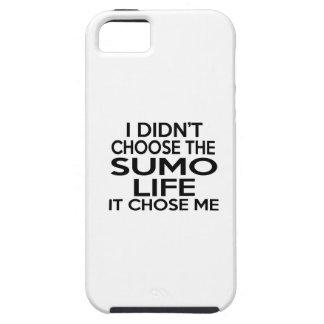 SUMO GENIUS DESIGNS iPhone 5 CASE