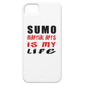 Sumo is my life iPhone 5 cover