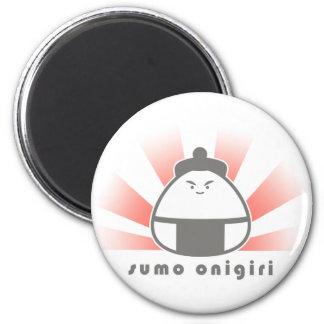 Sumo Onigiri Magnet