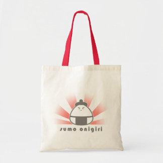 Sumo Onigiri Tote Bag