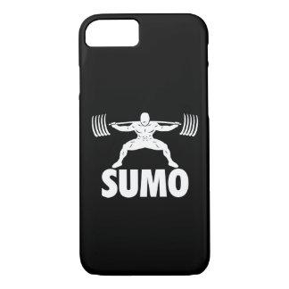 SUMO SQUAT - Powerlifting Motivational iPhone 7 Case