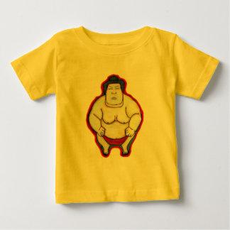 Sumo Wrestler Baby T-Shirt