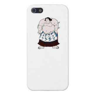Sumo Wrestler Cover For iPhone 5/5S