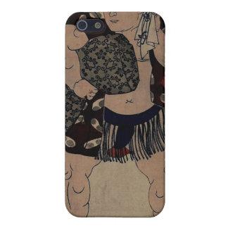 Sumo Wrestler Ichiriki Case For iPhone 5