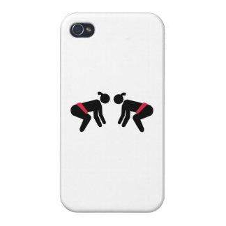 Sumo wrestler iPhone 4/4S cover