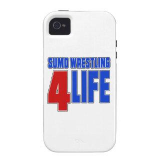 SUMO WRESTLING 4 LIEE iPhone 4 CASES