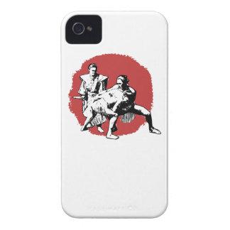 Sumo Wrestling iPhone 4 Case-Mate Cases