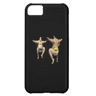 Sumo Wrestling iPhone 5C Cases
