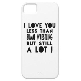 Sumo Wrestling Designs iPhone 5 Case