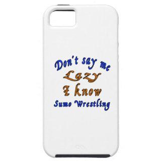 Sumo Wrestling Designs iPhone 5 Cases