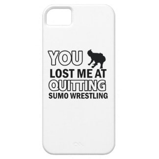 Sumo Wrestling designs iPhone 5 Covers