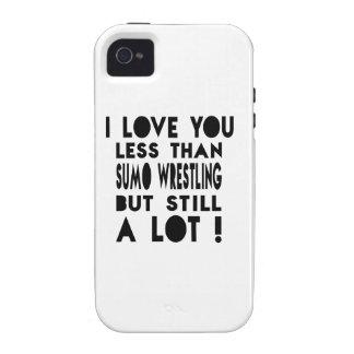 Sumo Wrestling Designs iPhone 4/4S Covers