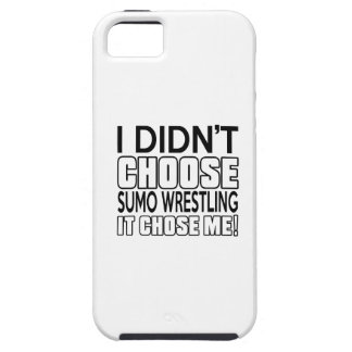 SUMO WRESTLING DESIGNS CASE FOR THE iPhone 5