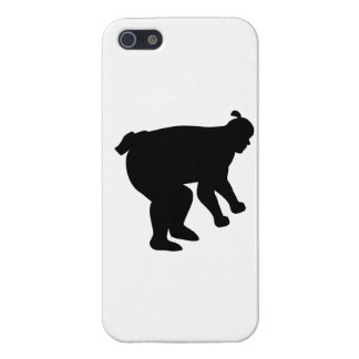 Sumo wrestling fighter cases for iPhone 5