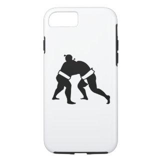 Sumo wrestling iPhone 7 case