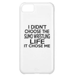 SUMO WRESTLING LIFE DESIGNS iPhone 5C CASE