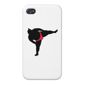 Sumo wrestling sports iPhone 4/4S cover