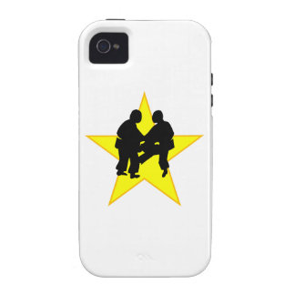 Sumo Wrestling Star Vibe iPhone 4 Covers
