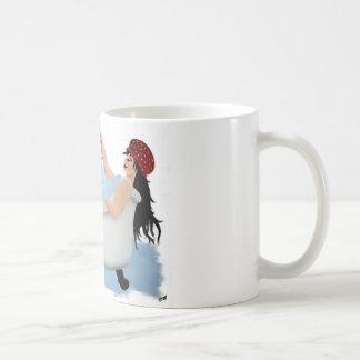 Sumptuous Sarah Basic White Mug