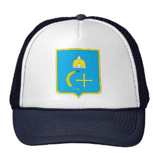 Sumy Oblast COA, Ukraine Cap