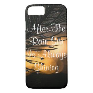 Sun after the Rain iPhone 8/7 Case