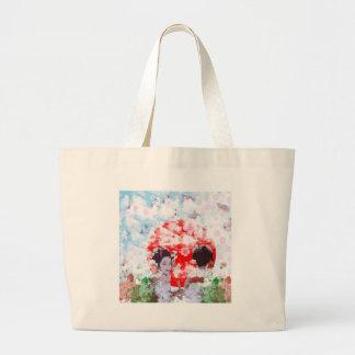 Sun and dance 妓 with cherry tree bag