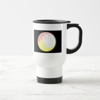 Sun And Lillies Coffee Mugs