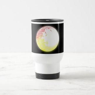 Sun And Lillies Coffee Mug