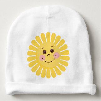 Sun and Moon Baby Beanie
