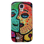 SUN AND MOON COUPLE SAMSUNG GALAXY S4 COVERS