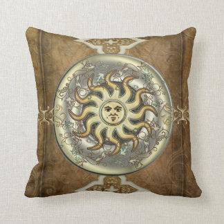 Sun And Moon Reversible Cushion