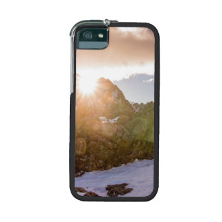 Sun and Rocks iPhone 5/5S Covers