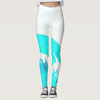 sun and sail leggings